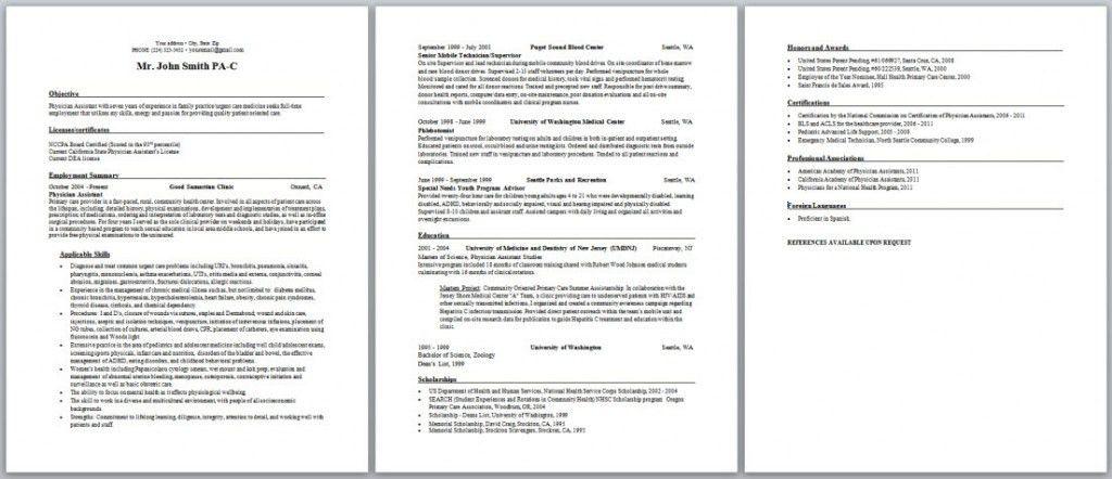 physician advisor sample resume cvresumeunicloudpl - Sample Resume Physician