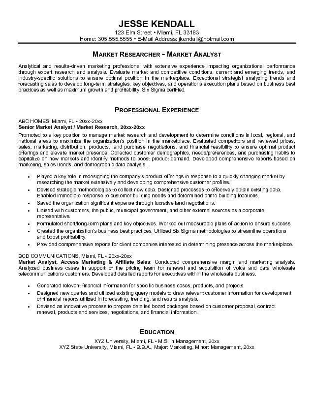 market analyst cover letter - North.fourthwall.co