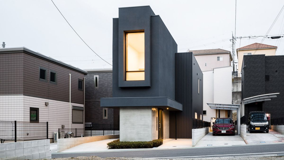 The house was designed by FORM/Kouichi Kimura Architects.