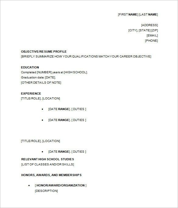 Graduate School Resume Format Sample Resume For Graduate School - examples of graduate school resumes