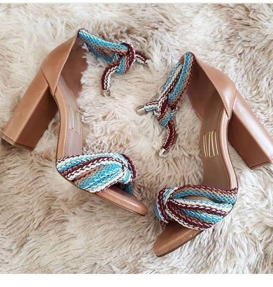 Cool boho sandals design
