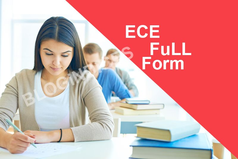 ECE Full Form Name or engineering collage