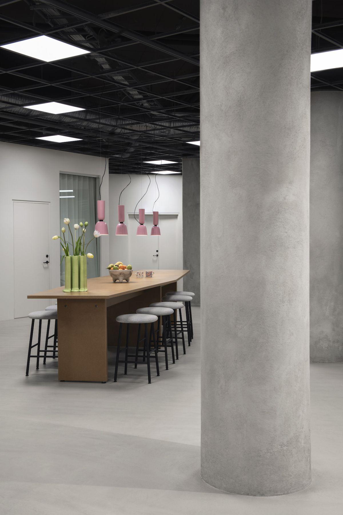 Hem Unveils New Stockholm HQ by Atelier Paul Vaugoyeau - Design Milk