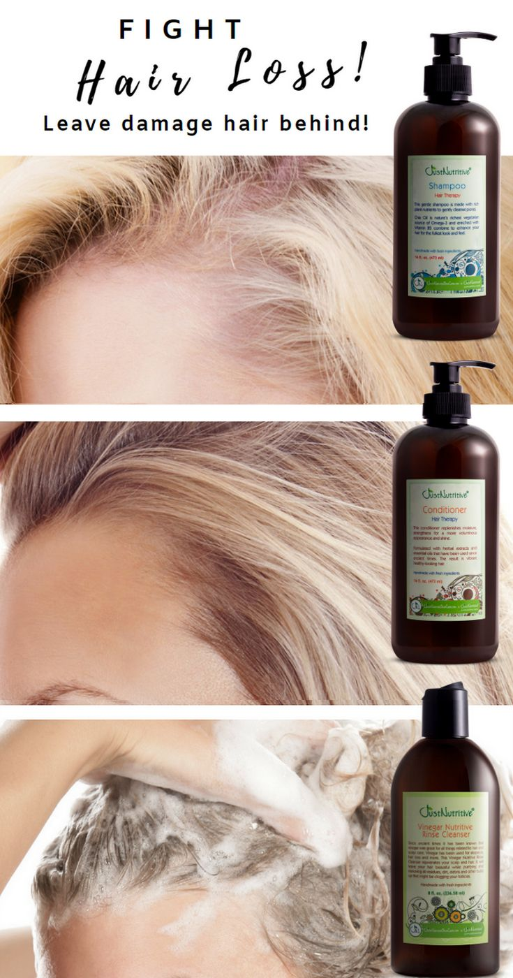 You can control hair fall without exposing your hair to any harmful chemicals.