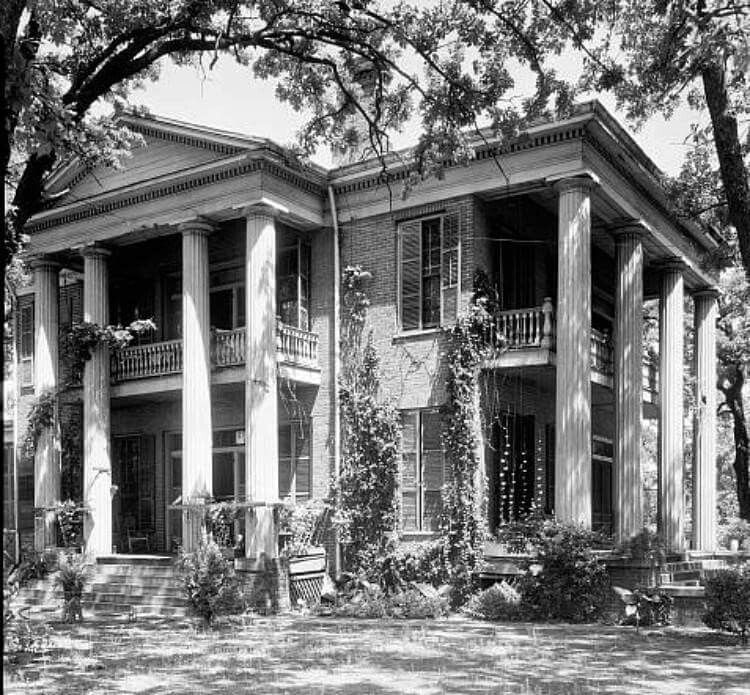 Pin On Lost Antebellum Homes Of The South