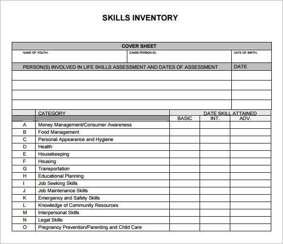interpersonal relationship skills inventory assessment