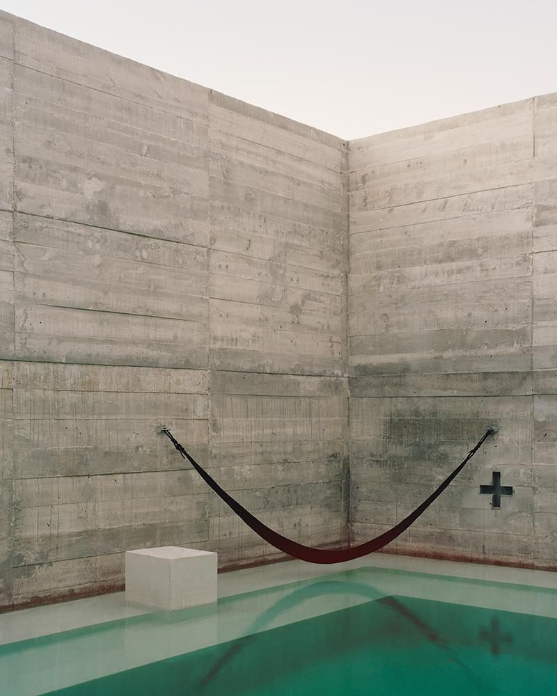 Concealed concrete courtyards and cool garden rooms make for a contemplative hideaway in Mérida, Yucatán