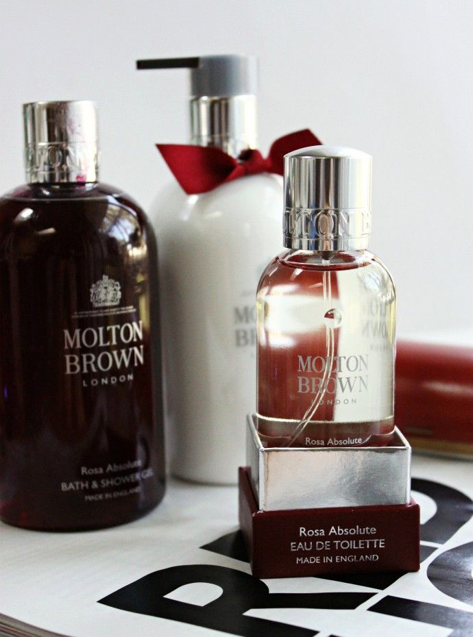 Molton Brown Rosa Absolute Review