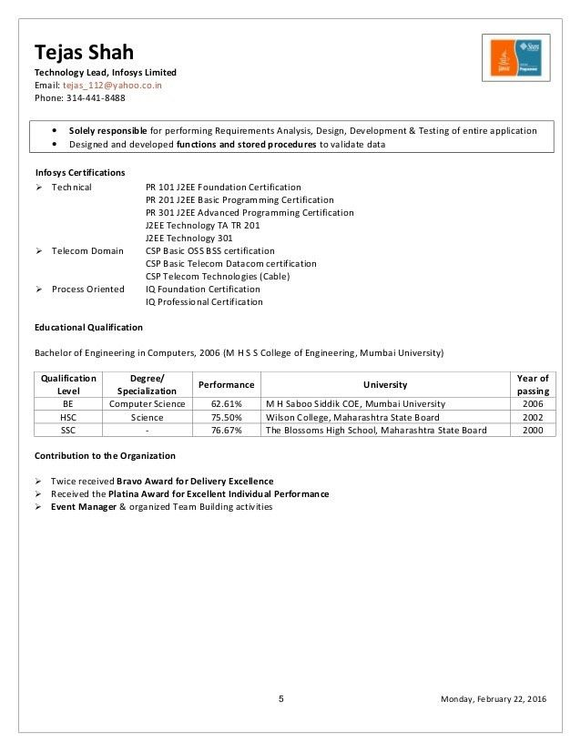 sample resume for software engineer fresher download unique fresher