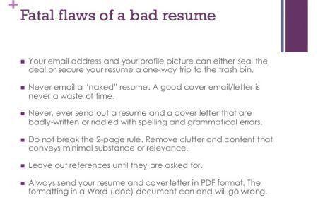 Bad Resume Samples Bad Resume Samples Bad Resume Samples Bad