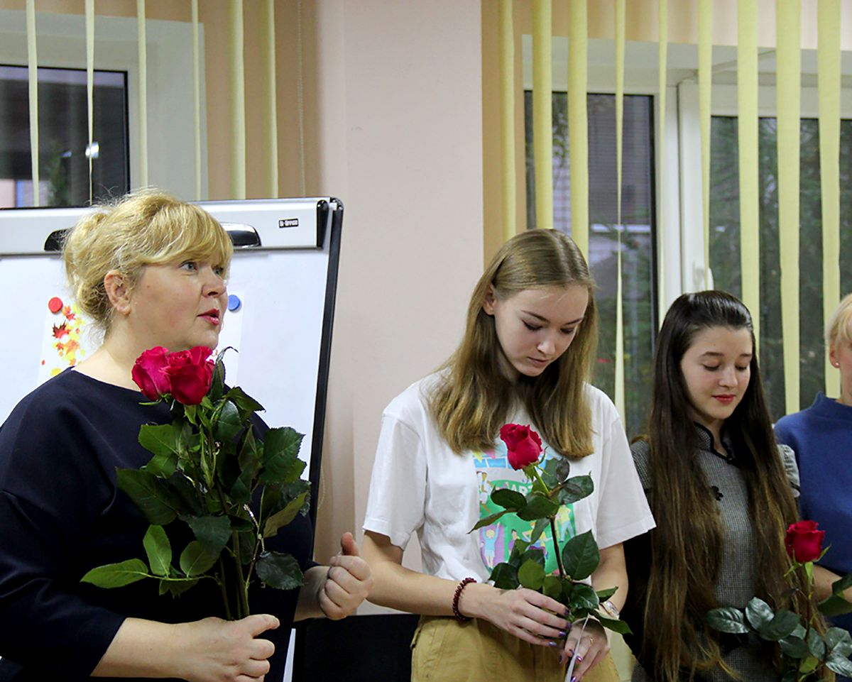 Елена Рогачикова, Мария Артемова, Анна Шабалина. Фото Жени Шведы
