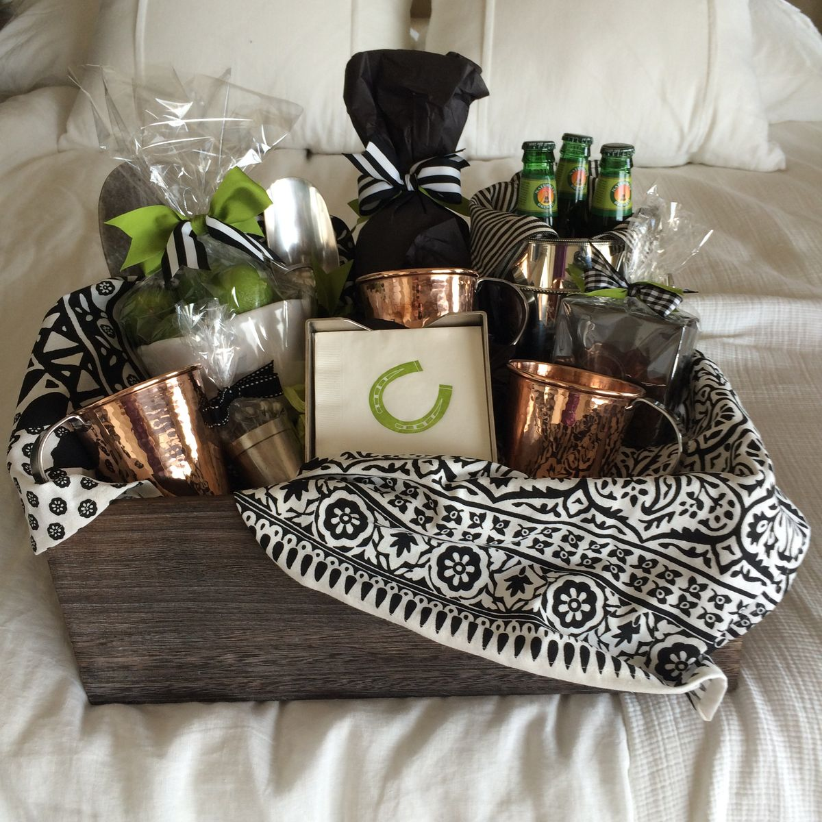 Unique Wedding Gift Basket Ideas: 1000+ Images About Moscow Mule On Pinterest
