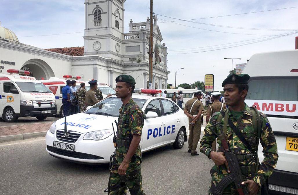 Sri Lanka bomb attacks kill over 200 people – AOL News