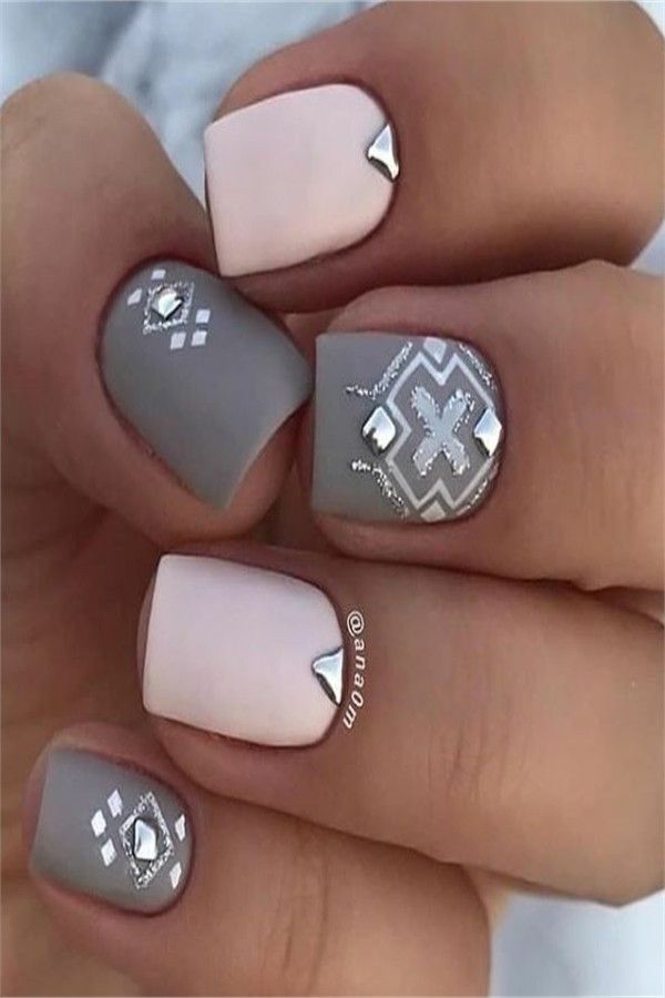 30+ Perfect Nail Art Design Ideas for You 2019 – Fashonails #nail_art_designs #trendy_nails #acrylic_nails #gel_nails
