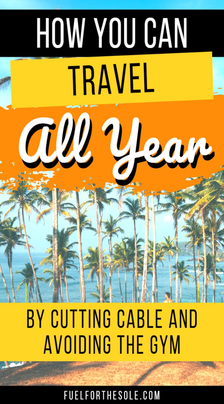 How to Save Money Every Day so You Can Travel More - Fuel For The Sole
