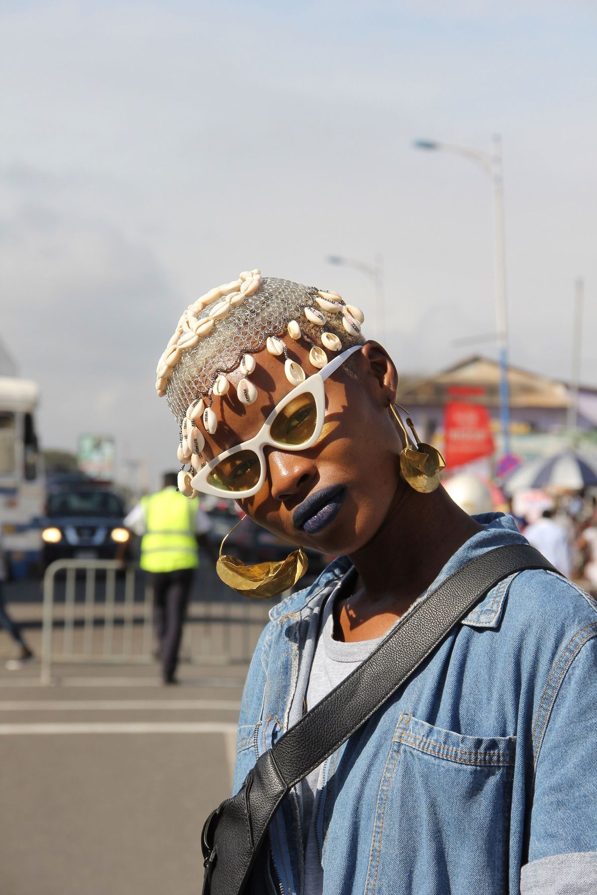 Accra, Ghana's Chale Wote Festival Street Style 2018