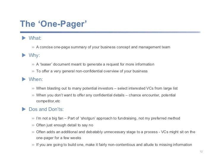 One Page Summary Template 7 Project Summary Templates Free Word - one page executive summary template