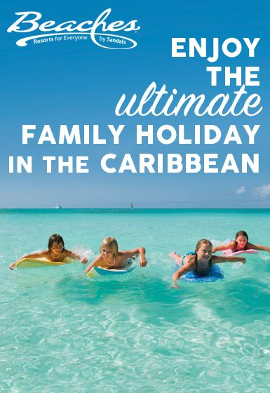 Wildly generous all-inclusive Caribbean family holidays