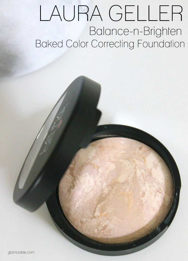 Check out my Ulta 21 Days of Beauty product picks, and take a look at all of the upcoming daily deals. Pictured: Laura Geller Balance-n-Brighten Baked Color Correcting Foundation. Read more: glamorable.com | via @glamorable