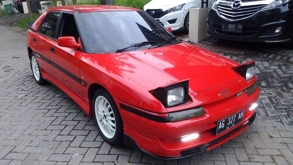 Mazda Astina Mazda, Hatchback, Bmw