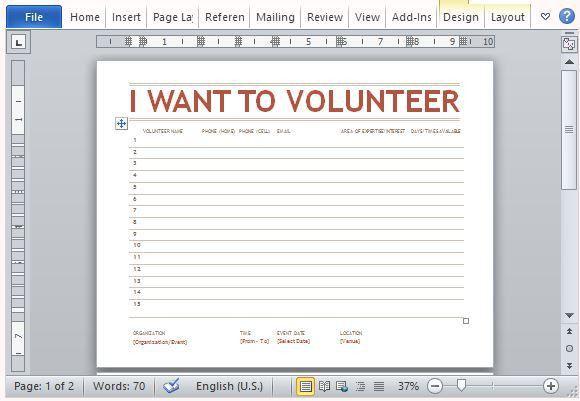 Class Sign Up Sheet Template Sign Up Sheets Potluck Sign Up Sheet - sample sign up sheet