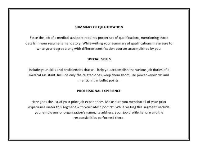list of medical assistant duties - Onwebioinnovate