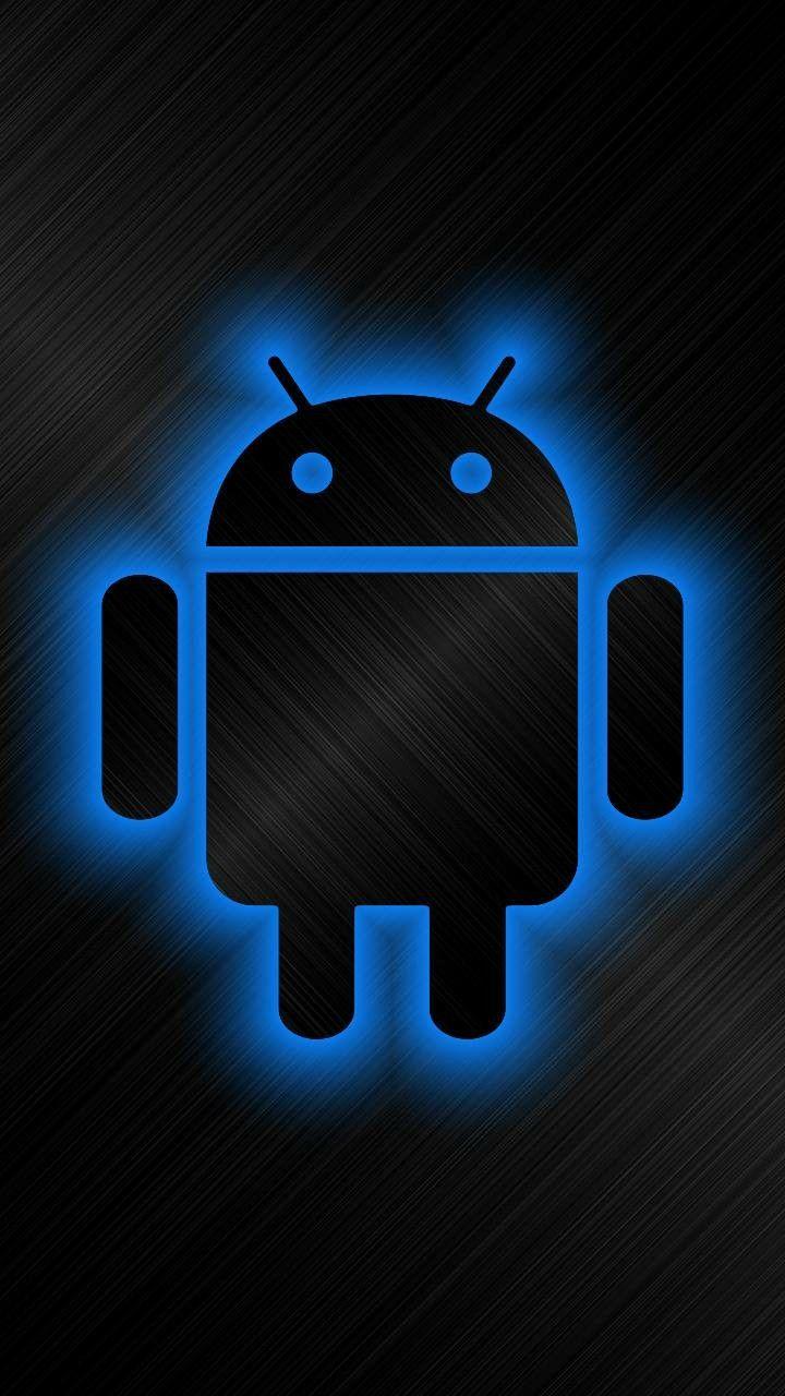 Black metal Android Papel de parede wallpaper, Papel de
