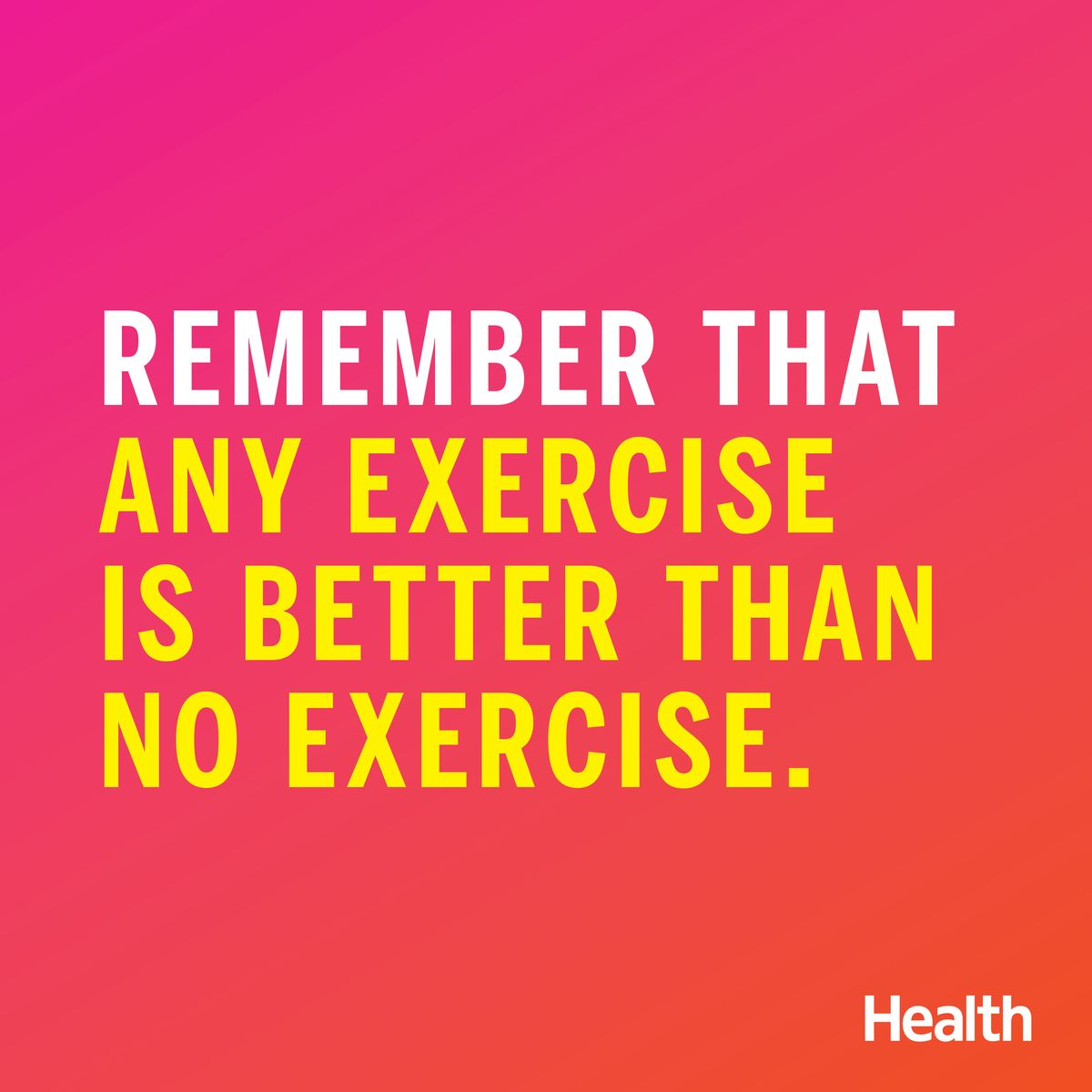 """Some Wednesday Fitspiration! Whether you're trying to drop a few pounds or looking to train for your first 5K, embrace these 24 motivating health quotes and sayings to keep you on track. 