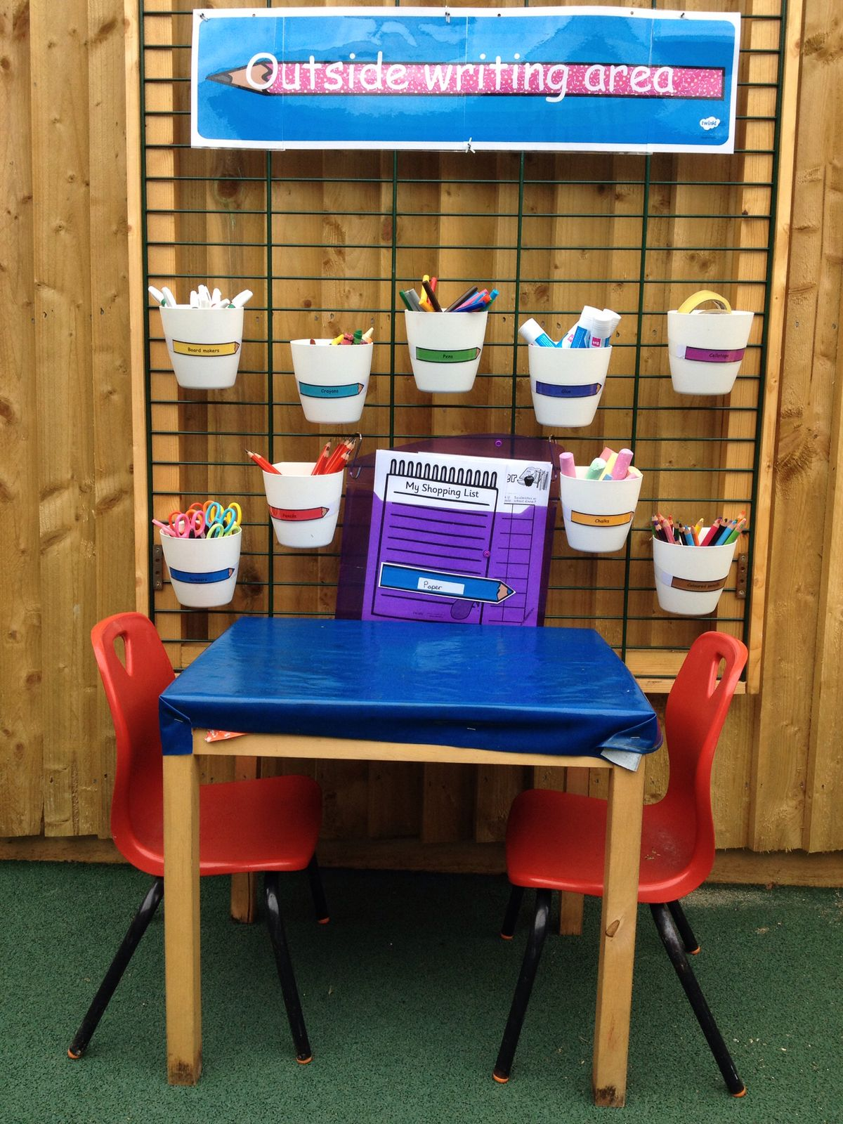 writing area resources eyfs early learning