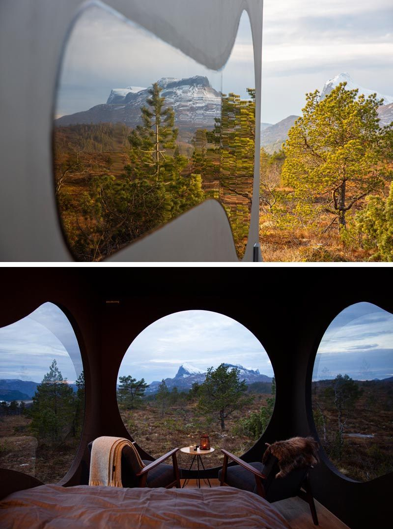 Livit Has Designed Birdbox, A Small Cabin For Humans