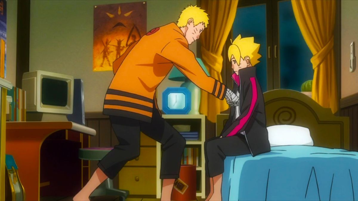 Boruto Naruto Next Generations episode 58
