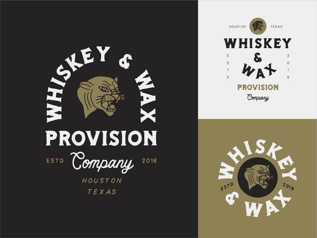 Whiskey & Wax Provision by James Lafuente