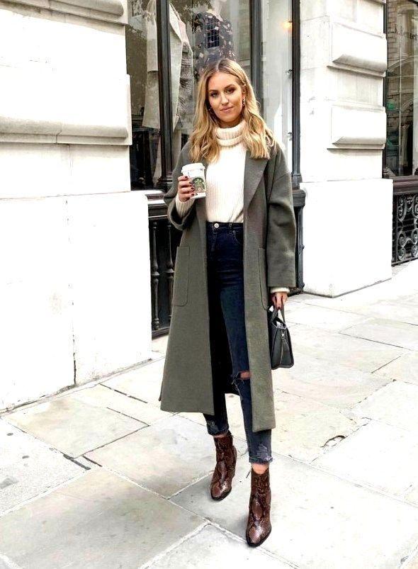 26 Cute Winter Outfits Ideas For Going Out 2020 - DAILYPINMAG