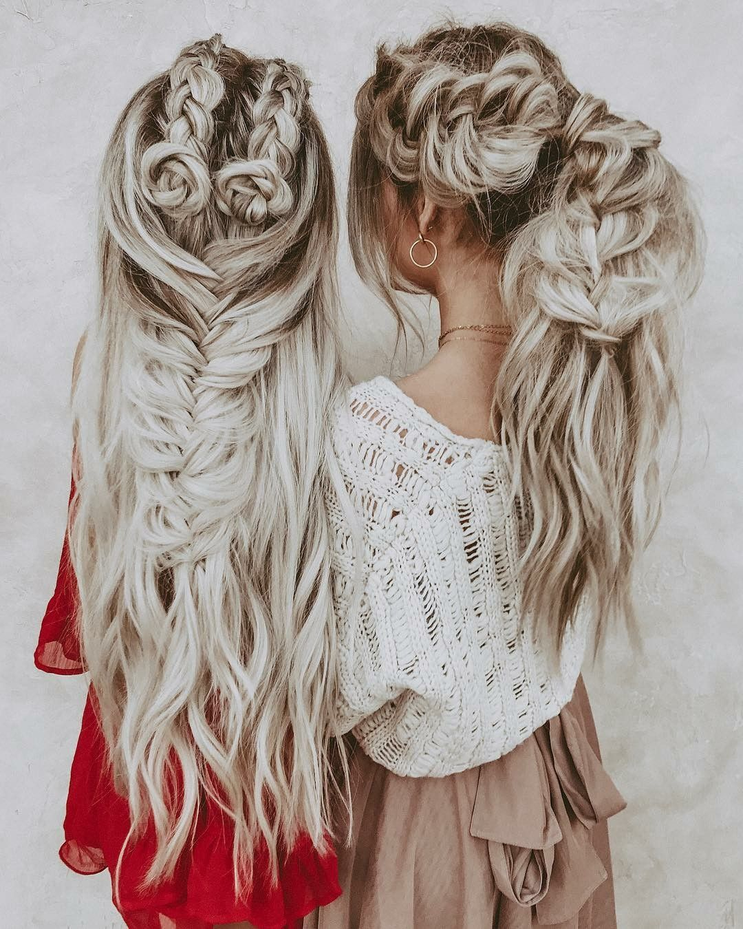 Beautiful hair #dbenevenuto ❀