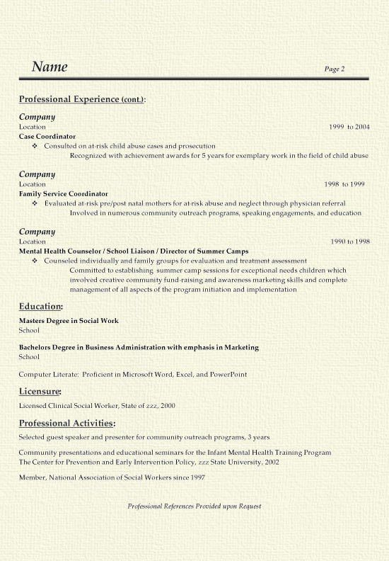 fmcg resume sample resumecv sample format fmcg work experience marketing skills resume