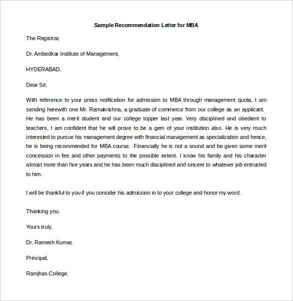 Sample Reference Letter For Business Business Letter Of Reference - nursing recommendation letter