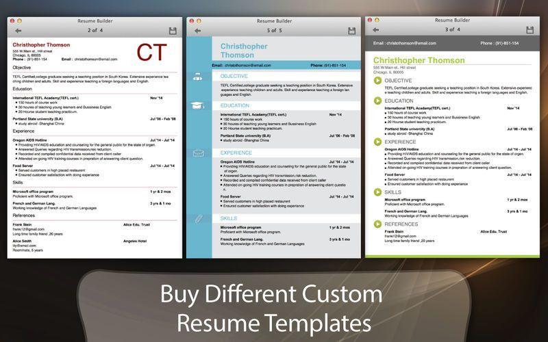 resume builder mac resume builder login resume help online live resume maker for mac