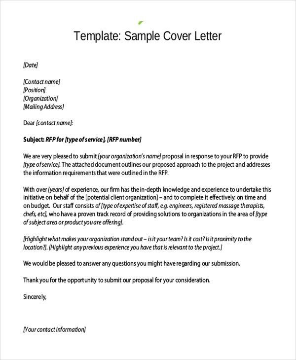 Bid Proposal Cover Letter Proposal Cover Letter Template Essay - formal proposal letter