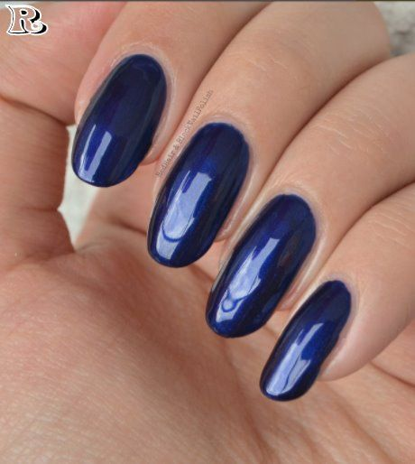 Top 25 Blue Shades for Gel Nails – Reny styles
