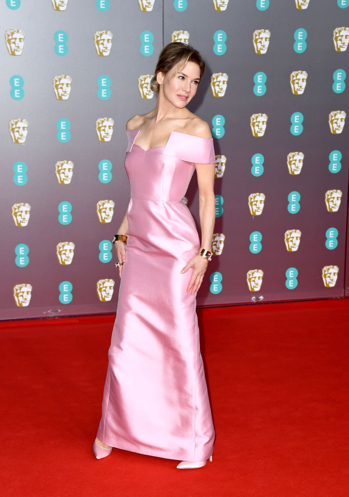 BAFTAs 2020: Hugh Grant Congratulates Renée Zellweger With 'Well Done Jones'