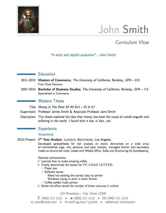 free resume printer