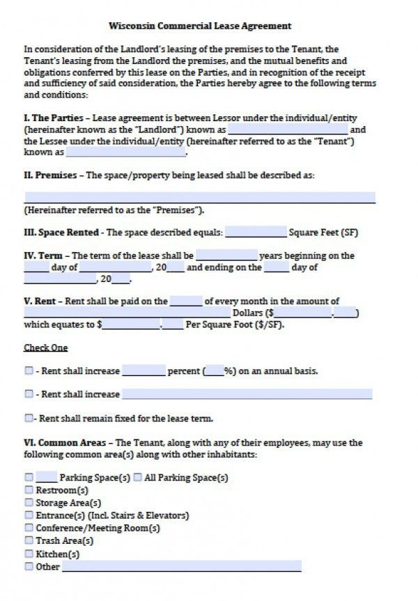 Parking Lease Template lease template - eliolera new employee - parking agreement template