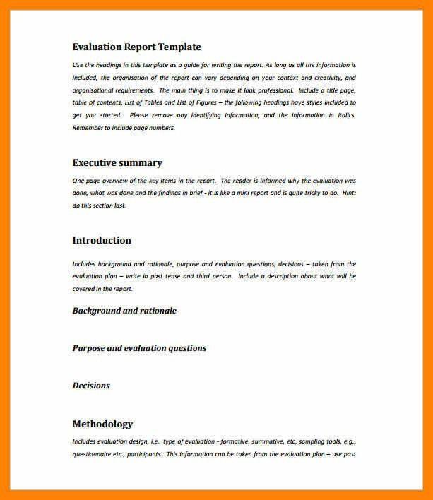 Report Executive Summary Template 31 Executive Summary Templates - one page executive summary template