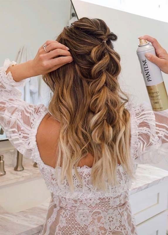 Stunning Pull Through Braid Styles to Wear Nowadays | Voguetypes