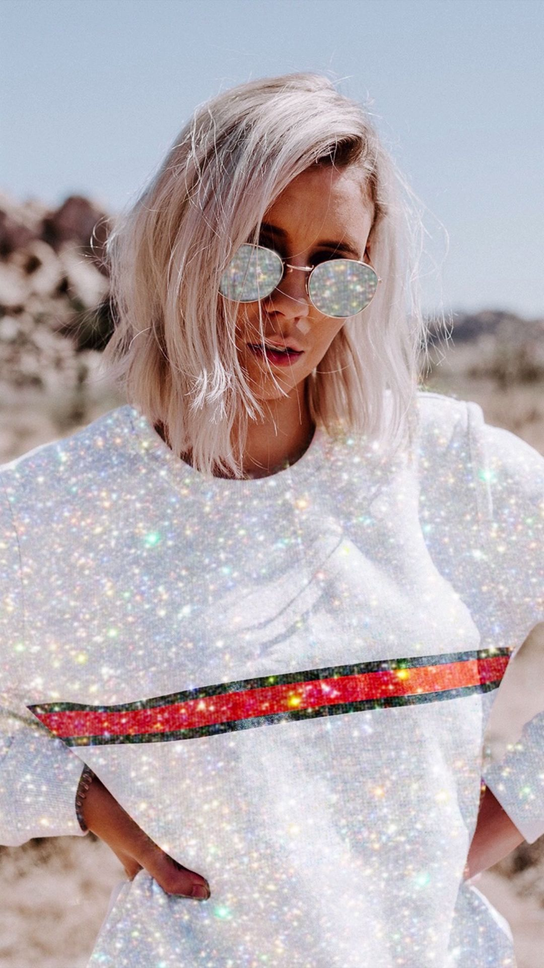 How To Add A Glitter Effect To Your Photos With PicsArt ✨