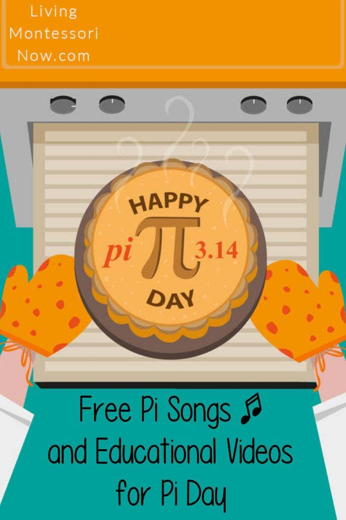 Free Pi Songs and Educational Videos for Pi Day