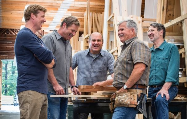 Want to give your old house a televised facelift? TheThis Old HouseTV crew is seeking engaging homeowners with old houses in need of renovation, with plenty of features to save and update