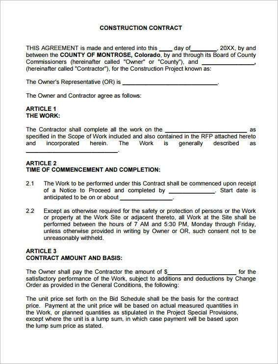 Free Printable Contracts Free And Printable Disc Jockey Contract - dj contract template