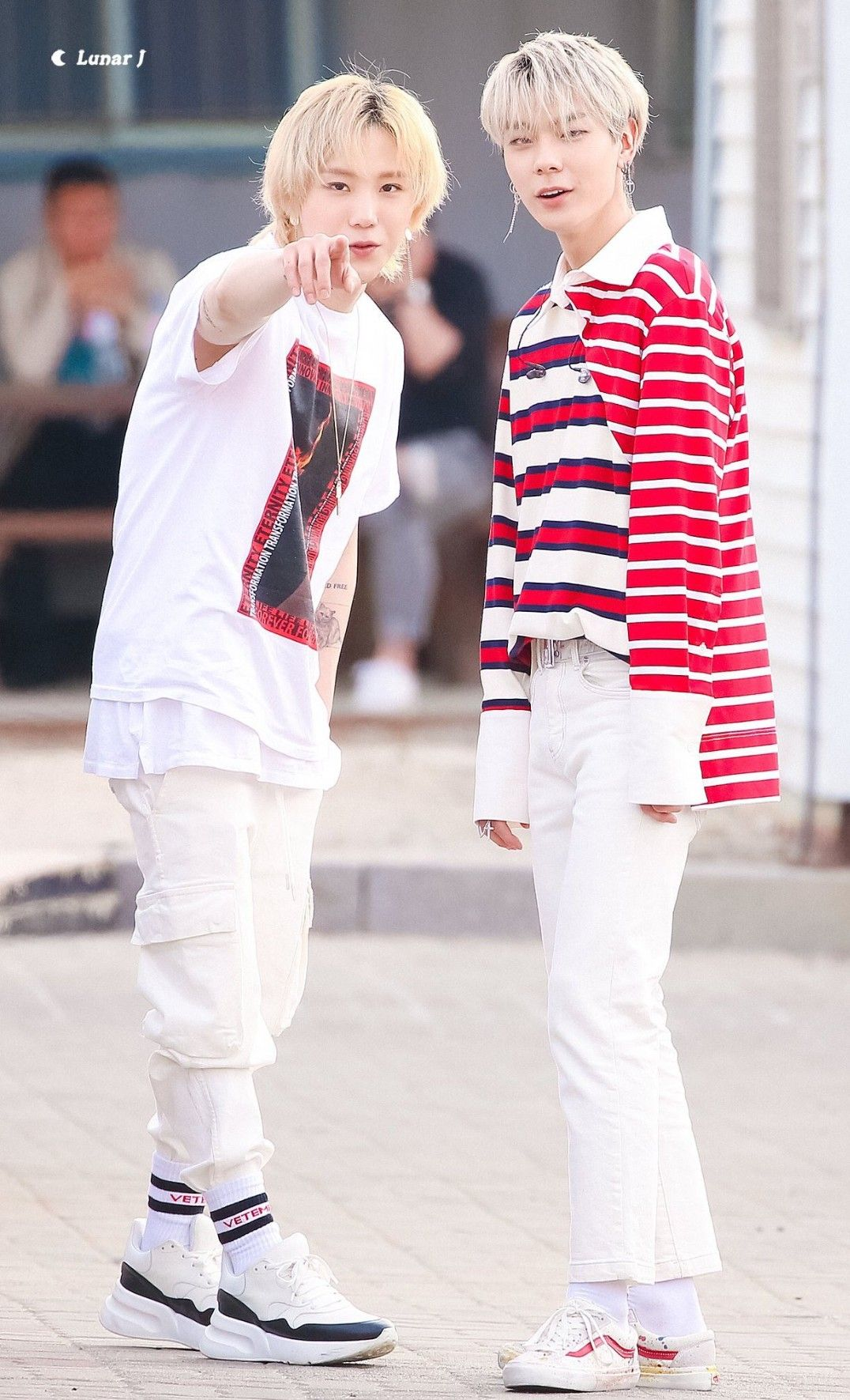 BC & Jehyun 1Team ️ Boy groups, Asian boys, Debut album