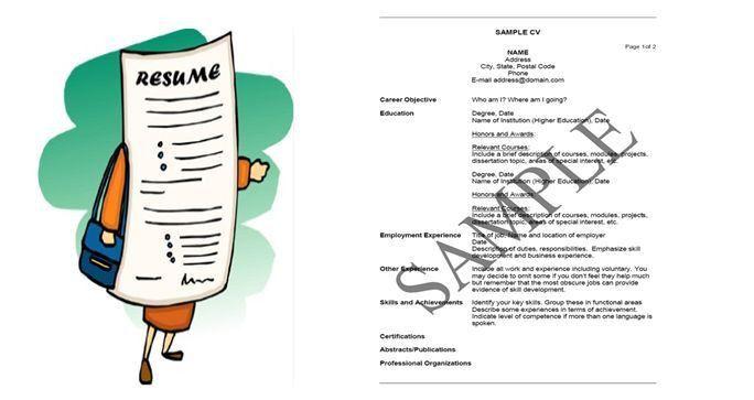 copy resume format cvessayoneprofessionalus - Copy Of Resume Format
